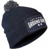 Zimní čepice Ground Game - TMAVĚ MODRÁ