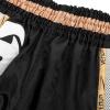 muay thai shorts venum giant black gold 6