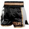 muay thai shorts venum giant black gold 4