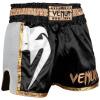 muay thai shorts venum giant black gold 1