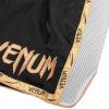 muay thai shorts venum giant black gold 7