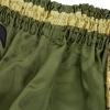 muay thai shorts venum giant khaki black 6