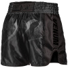 muay thai shorts venum devil black black 5