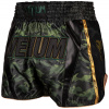muay thai shorts venum full cam forestcamo black 1