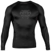 rashguard long venum devil black black 1