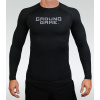 Rashguard Ground Game Athletic Shadow - dlouhý rukáv