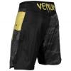 mma shorts venum light 3.0 gold black 3