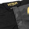 mma shorts venum light 3.0 gold black 5