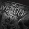 tricko short venum devil black black 6