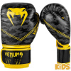 boxerky venum kids okinawa 2.0 black yellow 1