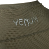 rashguard short venum g fit khaki 5