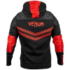 mikina venum laser 2.0 black red 3