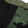 shorts cotton venum assault khaki black 7