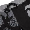 shorts cotton venum assault black grey 5