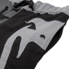 shorts cotton venum assault black grey 6