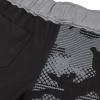 shorts cotton venum assault black grey 7