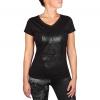 damske shirt venum santa muerte 3.0 black black 1