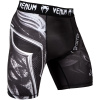 valetudo shorts venum gladiator 3.0 black white 2