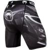valetudo shorts venum gladiator 3.0 black white 3
