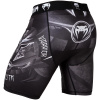 valetudo shorts venum gladiator 3.0 black white 4