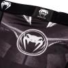 valetudo shorts venum gladiator 3.0 black white 6