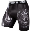 valetudo shorts venum gladiator 3.0 black white 1