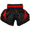 shorts muay thai kids venum inferno black red 3