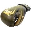 boxerky venum impact khaki gold 4