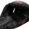 boxerky venum impact black red 4