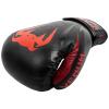 boxerky venum impact black red 5