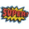 Crocs Odznáček Jibbitz - Super