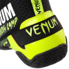 boxing shoes venum giant vtc2 black neoyellow 2