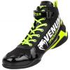 boxing shoes venum giant vtc2 black neoyellow 3