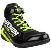 boxing shoes venum giant vtc2 black neoyellow 4