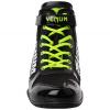 boxing shoes venum giant vtc2 black neoyellow 7