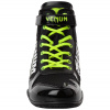 boxing shoes venum giant vtc2 black neoyellow 7