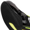 boxing shoes venum giant vtc2 black neoyellow 10