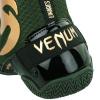 boxing shoes venum giant linares khaki black gold 2