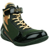 boxing shoes venum giant linares khaki black gold 4