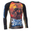 rashguard long tatami altered beast 3