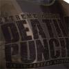 Rashguard - kompresní tričko Extreme Hobby DEATH PUNCH  - krátký rukáv