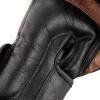 boxerske rukavice venum 03284 124 impact classic black brown f6