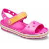 Crocs Crocband Sandal Kids Electric Pink/Cantaloupe