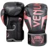 boxerky venum elite black pink gold 2