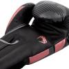 boxerky venum elite black pink gold 5