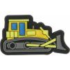 Crocs Odznáček Jibbitz - Construction Vehicles 3-Pack