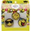 Crocs Odznáček Jibbitz - Smiley Brand Cool 3-Pack