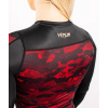 damsky rashguard long venum defender blackred 6