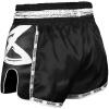 8 weapons muay thai shorts black night 2 01