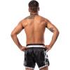 8 weapons muay thai shorts black night 2 05